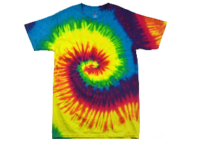 CAMISETAS HIPPIES