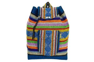 mochilas hippies mujer
